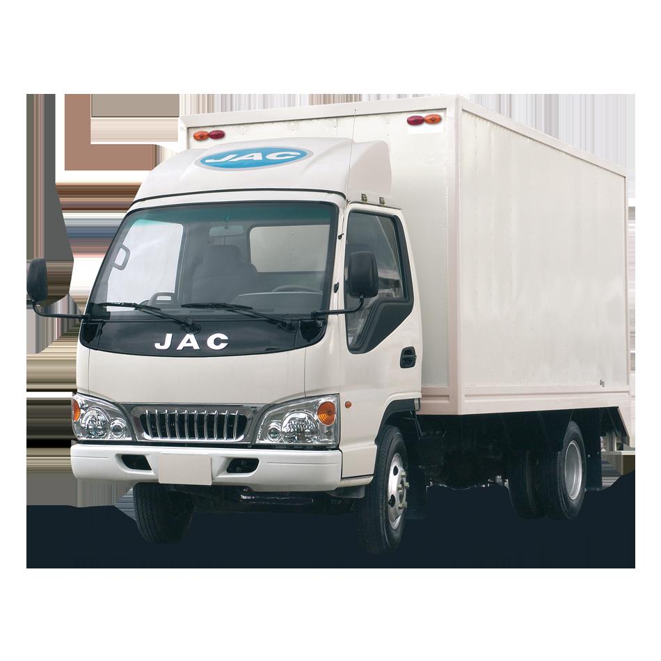 1040_FURGONModelo Camiones JAC Motors de Venezuela