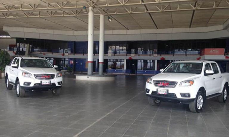 3IMGImagen Galería Jac Motors de Venezuela