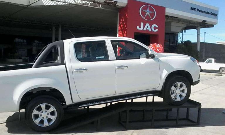 4IMGImagen Galería Jac Motors de Venezuela