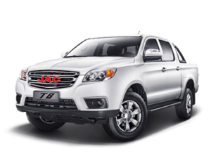 T6-HFC1037KF1GModelo Camioneta JAC Motors de Venezuela