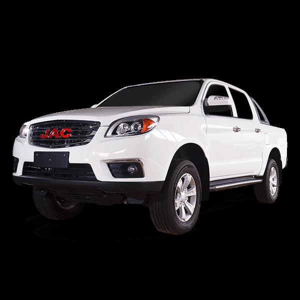 T6_01 Modelo Camioneta JAC Motors de Venezuela