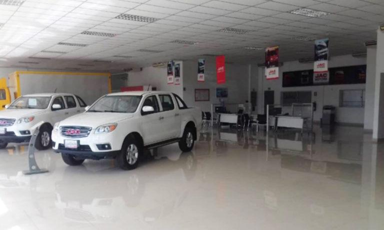 Cacarigua2Imagen Galería Jac Motors de Venezuela