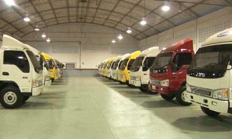 Ctigre4Imagen Galería Jac Motors de Venezuela